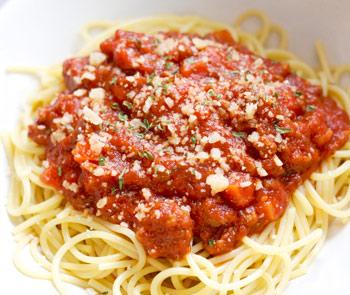 Spaguetti-Meat-Sauce